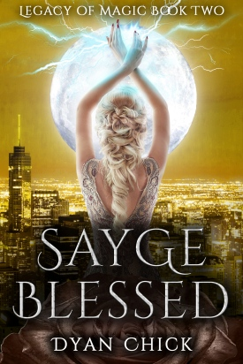 Sayge-Blessed-Kindle
